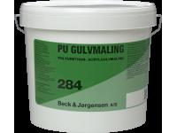 B&J 284 PU Gulvmaling