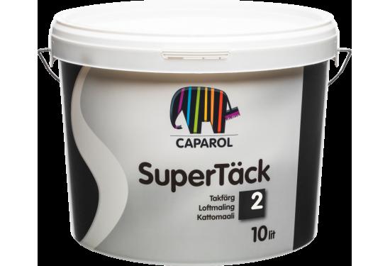 Caparol Supertäck 2 Loftmaling Hvid (0500-N) - 10 L.