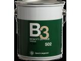 B&J B3 502 Træolie