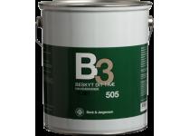 B&J B3 505 Halvdæk. Træbeskyttelse