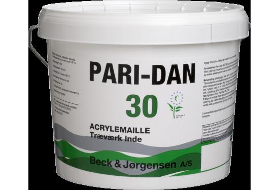 B&J Pari-Dan 784 Vandig Emaille glans 30