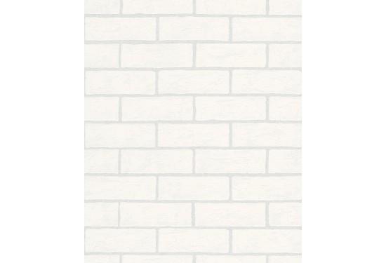 Miljøvæv 1 x 25 m 9342 mursten