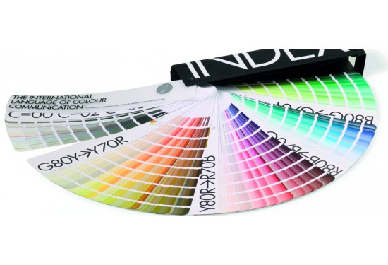 Farvekort INDEX NCS