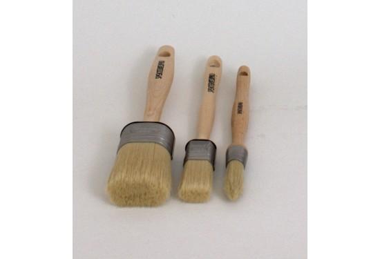 Spekter penselsæt PRO 3 stk.