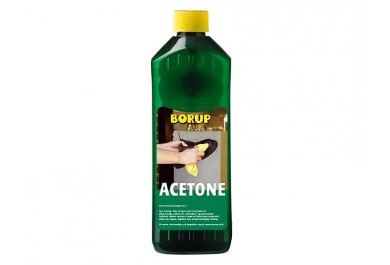 Borup acetone 0,5L.
