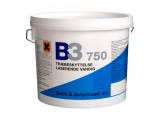 B&J B3 750 Lasernde Træbeskyttelse Vandig 3 L.