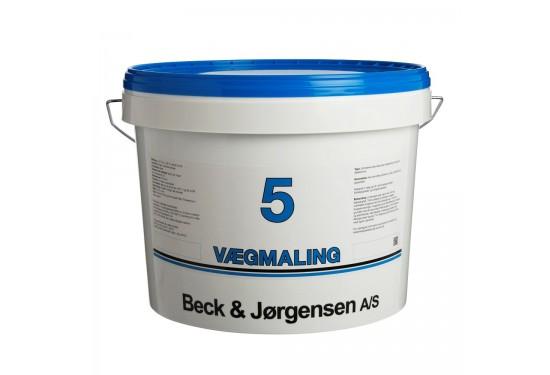 765 B&J 5 Vægmaling 10 L.