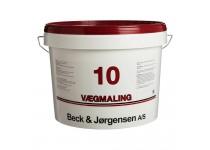 769 B&J 10 Vægmaling 10 L.