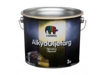 Caparol Alkydoliemaling halvblank