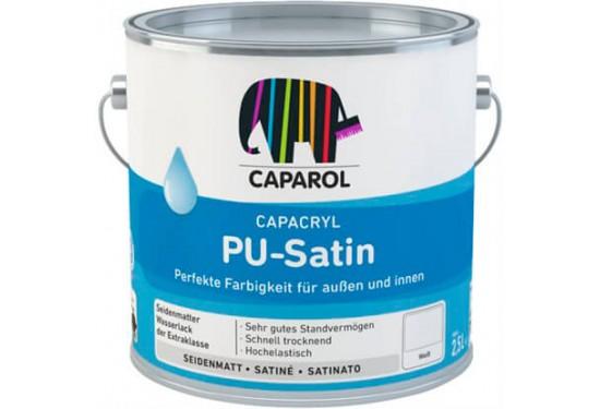 Caparol PU-Satin træmaling glans 30