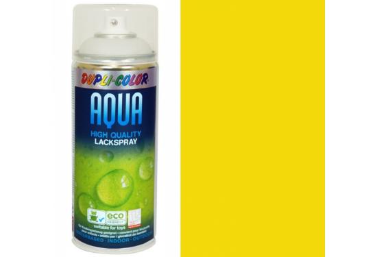 Vandbaseret Spraymaling RAL 1021 - 350 ml.