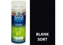 Vandbaseret Spraymaling RAL 9005 Blank - 350 ml.