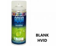 Vandbaseret Spraymaling RAL 9010 Blank - 350 ml.