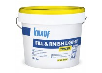 Knauf Fill & Finish Light Sandspartel 10 L