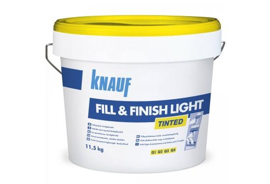Knauf Fill & Finish Light Sandspartel 10 L