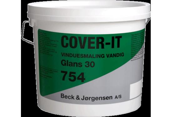 B&J Cover-It 754 Vinduesmaling Vandig glans 30