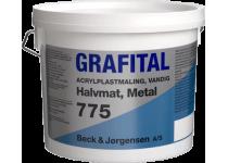 B&J Grafital 775 Vandig