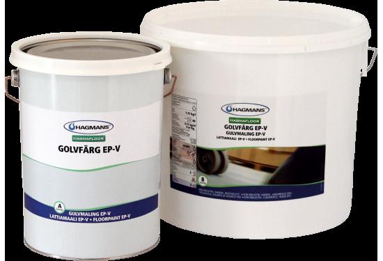 Hagmans 2-komb epoxy gulvmaling EP-V