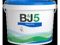 B&J 5 vægmaling glans 5
