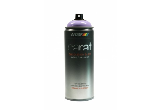 Motip Carat Spray Lys Lilla Blank 400ml