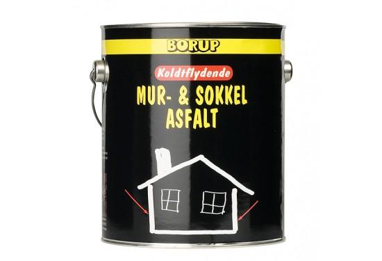 Borup Mur- og Sokkelasfalt 3,8 L