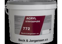 B&J 772 Acryl Strygepuds 10kg