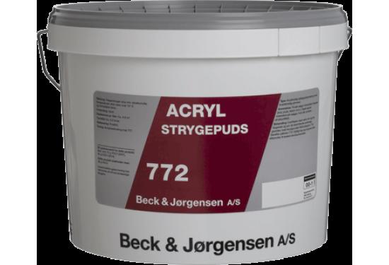 B&J 772 Acryl Strygepuds
