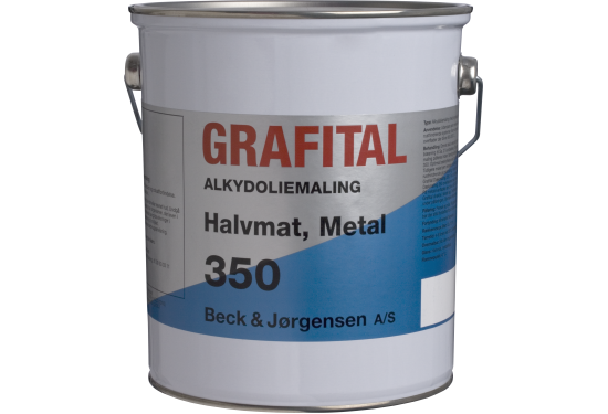 B&J Grafital 350 Alkydolie