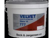 B&J Velvet 777 Acryl Glans 10