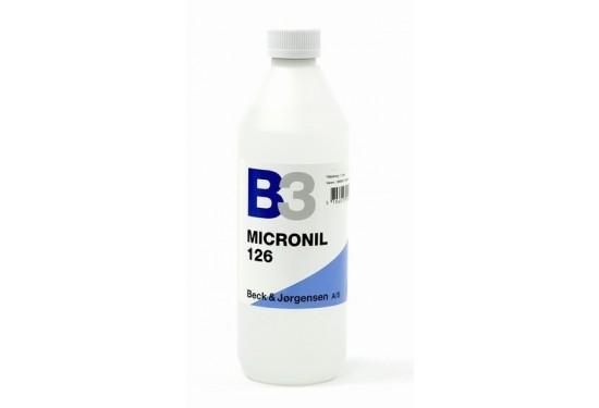 B&J B3 126 Micronil afrenser