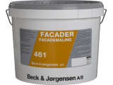 B&J 461 Facademaling