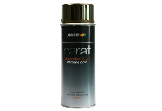 Motip Carat Spray Guld Blank 400ml