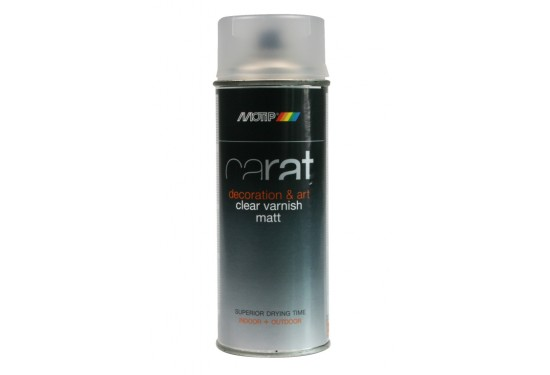 Motip Carat Spray Klar Lak Mat 400ml