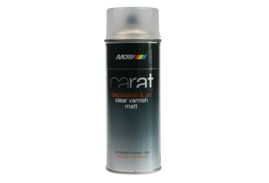 Motip Carat Spray Klar Lak Mat 400ml