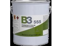 B&J B3 555 Halvdæk. Træbeskyttelse