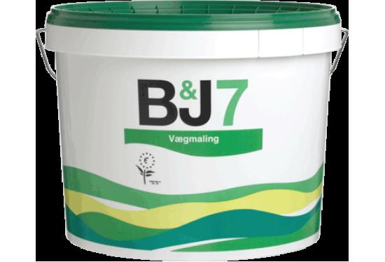 B&J 7 Vægmaling glans 7