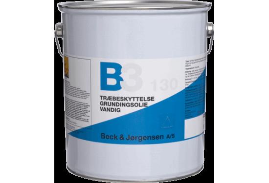 B&J B3 130 Grundingsolie Vandig