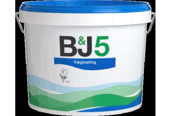 B&J 5 - vægmaling glans 5