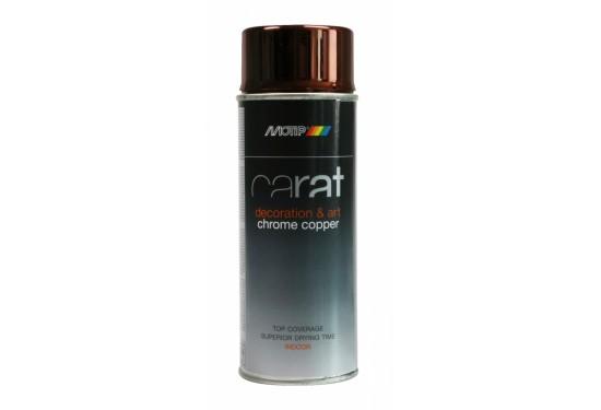 Motip Carat Spray Kobber Blank 400ml