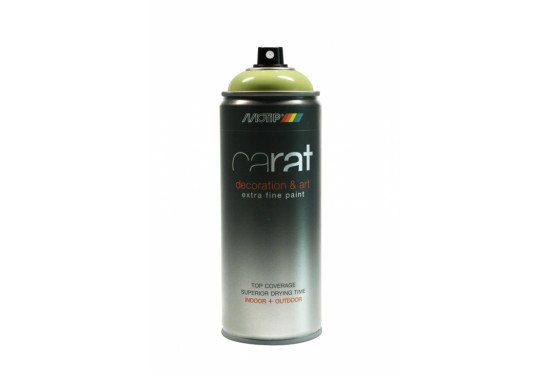 Motip Carat Spray Light Green Blank 400ml