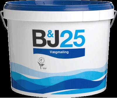B&J 25 Vægmaling glans 25