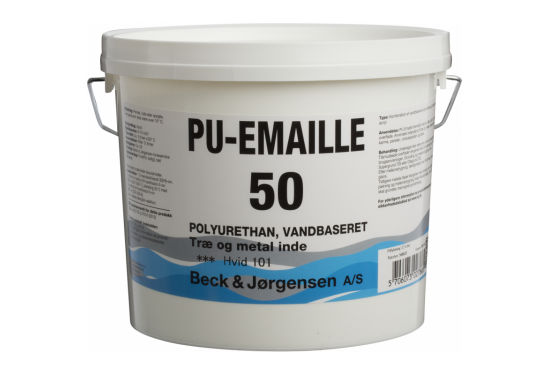 B&J PU-emaille 695