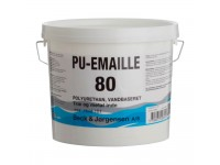 B&J PU-emaille 698